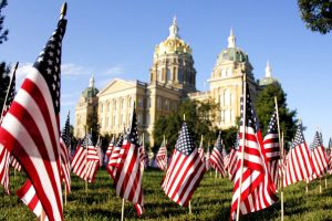Parents are encouraged to visit the Iowa State Capitol on Wednesday afternoon to show their support for education.