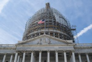 DMPS students have the opportunity to participate in a Spring Break trip to the nation's capitol.