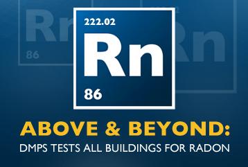 Radon testing procedures