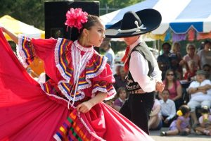 The Latino Heritage Festival boasts 50,000 visitors and is one of our many celebrated cultural events in the community.