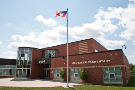 Photo of Brubaker Elementary School