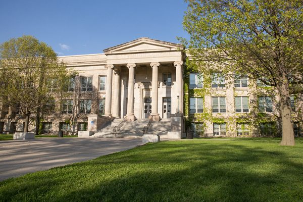 Photo of East High School