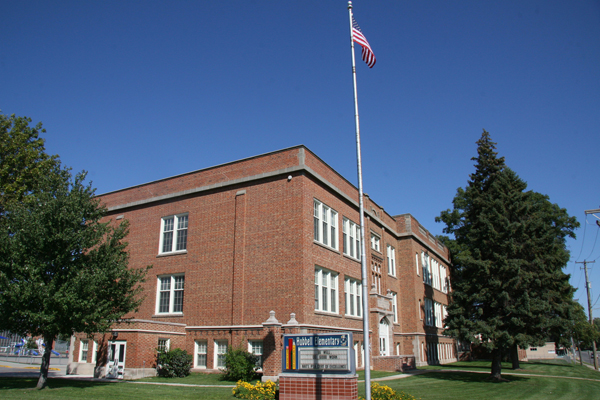 Photo of Hubbell Elementary School
