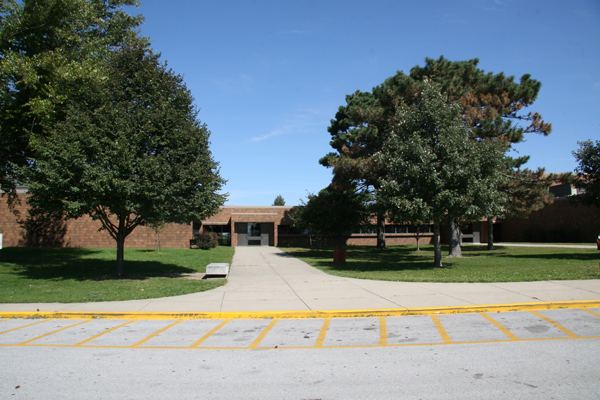 Photo of McCombs Middle School