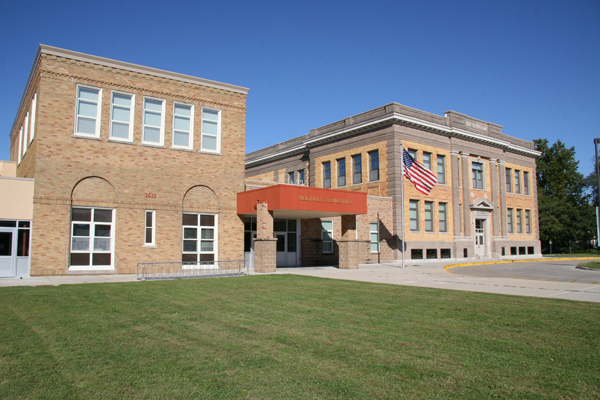 Photo of McKinley Elementary School