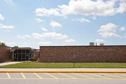 Photo of Hoyt Middle School