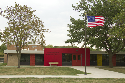 Photo of Jackson Elementary School