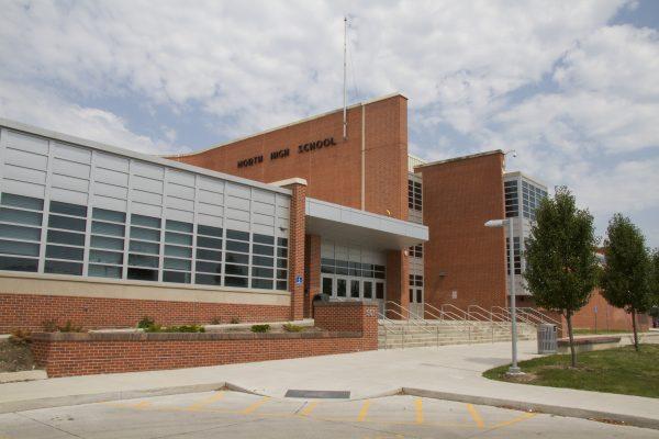Photo of North High School