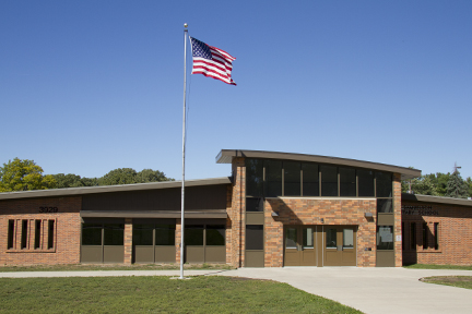 Photo of Samuelson Elementary School