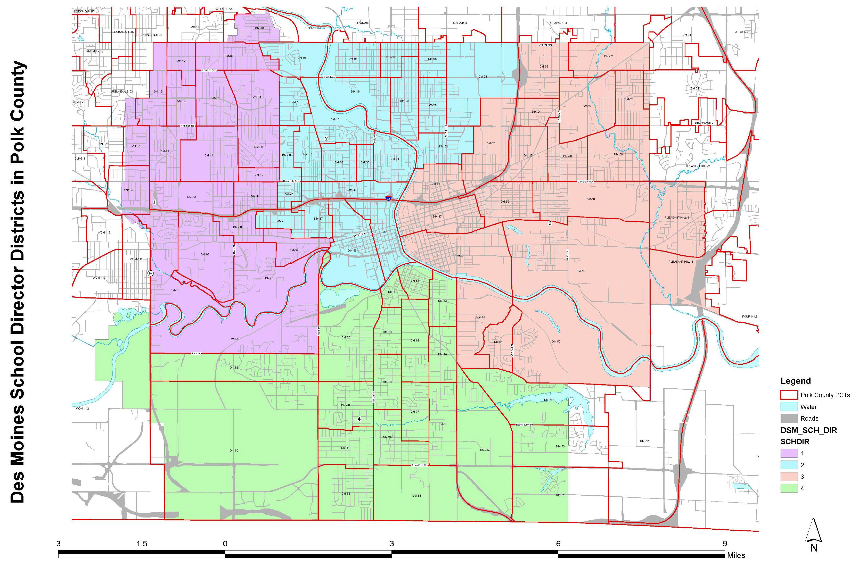 School Board Elections Des Moines Public Schools