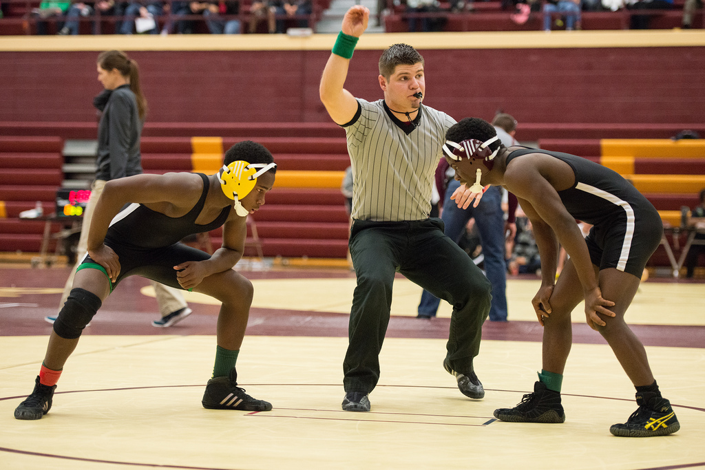 Middle School Grapplers Learn To Master The Mat Des