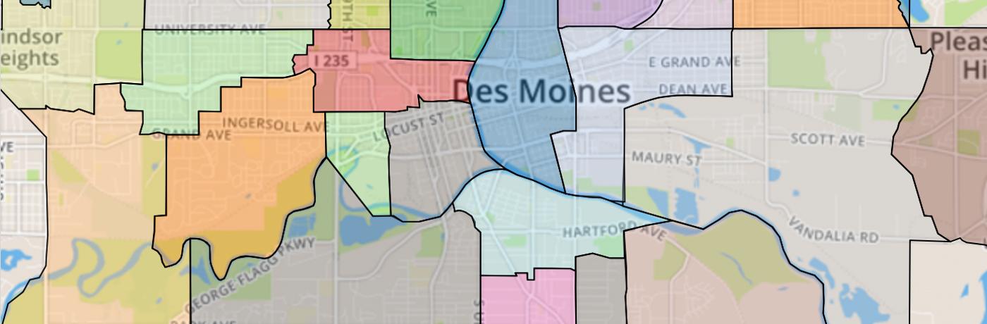 Welcome To Dmps Maps Online Des Moines Public Schools