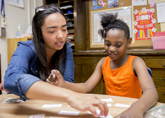 drake students complete year of tutoring at hubbell des moines