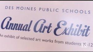 2017 Art Exhibit – DMPS-TV News thumbnail