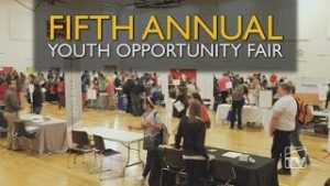 Fifth Annual Youth Opportunity Fair thumbnail
