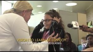 Vision to Learn Launches at Lovejoy Elementary thumbnail