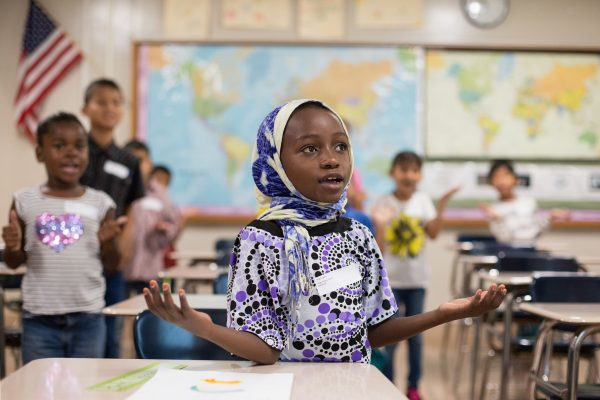 DMPS: Proud to be a Safe Haven for Refugee Students