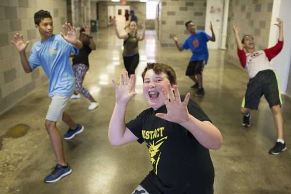 Learning Continues in Summer at Annual Gifted Camp