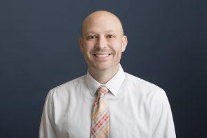 Todd Johnson, Cowles Principal