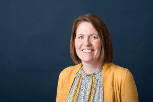 Greenwood Elementary School's new principal Andrea Safina