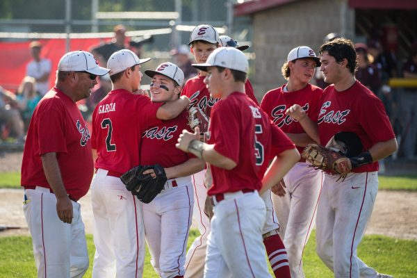 East Beats Ankeny, Advances to Baseball Substate Finals